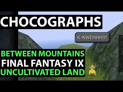 Green Plains Chocograph FFIX by RPGEEKS
