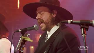 """The Dead South perform """"The Snake Man"""" on DittyTV"""