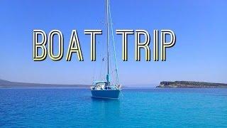 Морское путешествие по Эгейским островам Греции/Boat trip in Lesvos(Видеоряд из моего морского путешествия по Эгейским островам, а конкретно с острова Лесбоса на Острова Тукм..., 2015-08-21T06:44:44.000Z)