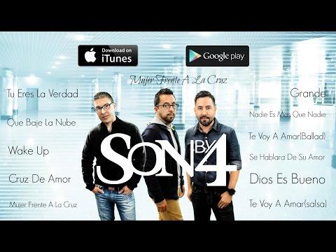 Son By Four - Mujer Frente A La Cruz - (Audio Oficial) [Disco Completo]