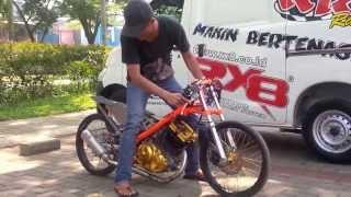 Knalpot FU Drag 200cc - WRX GP6