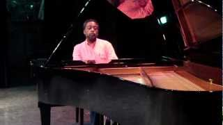 "Carl Griffin performs ""Rhapsody,"" by Margaret Wigham"