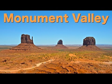 Monument Valley (Four Corners Day 4) | Traveling Robert