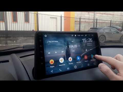 обзор Магнитола TEYES SPRO для Renault Megane 2