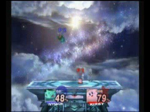 SSBB Kirby(Arkerus) vs Pokemon Trainer 10/5/08 2 of 8 WIFI