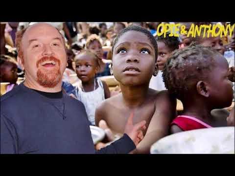 Louis CK on Haitians eating Dirt Cookies