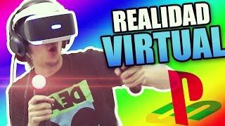 REALIDAD VIRTUAL EN PLAYSTATION! thumbnail