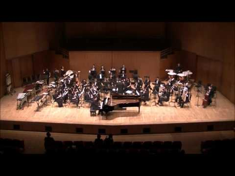 CONCERTO FOR PIANO AND WIND ORCHESTRA, A. Fortunato