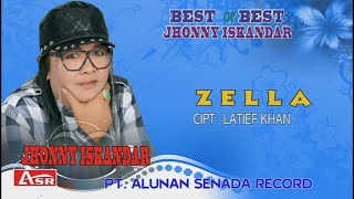 Download lagu JOHNNY ISKANDAR - ZELLA  ( audio - stereo )