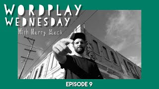 🔴LIVE: Wordplay Wednesday Episode 9 /// Freestyle Rap Based On Your Live Chat Comments!