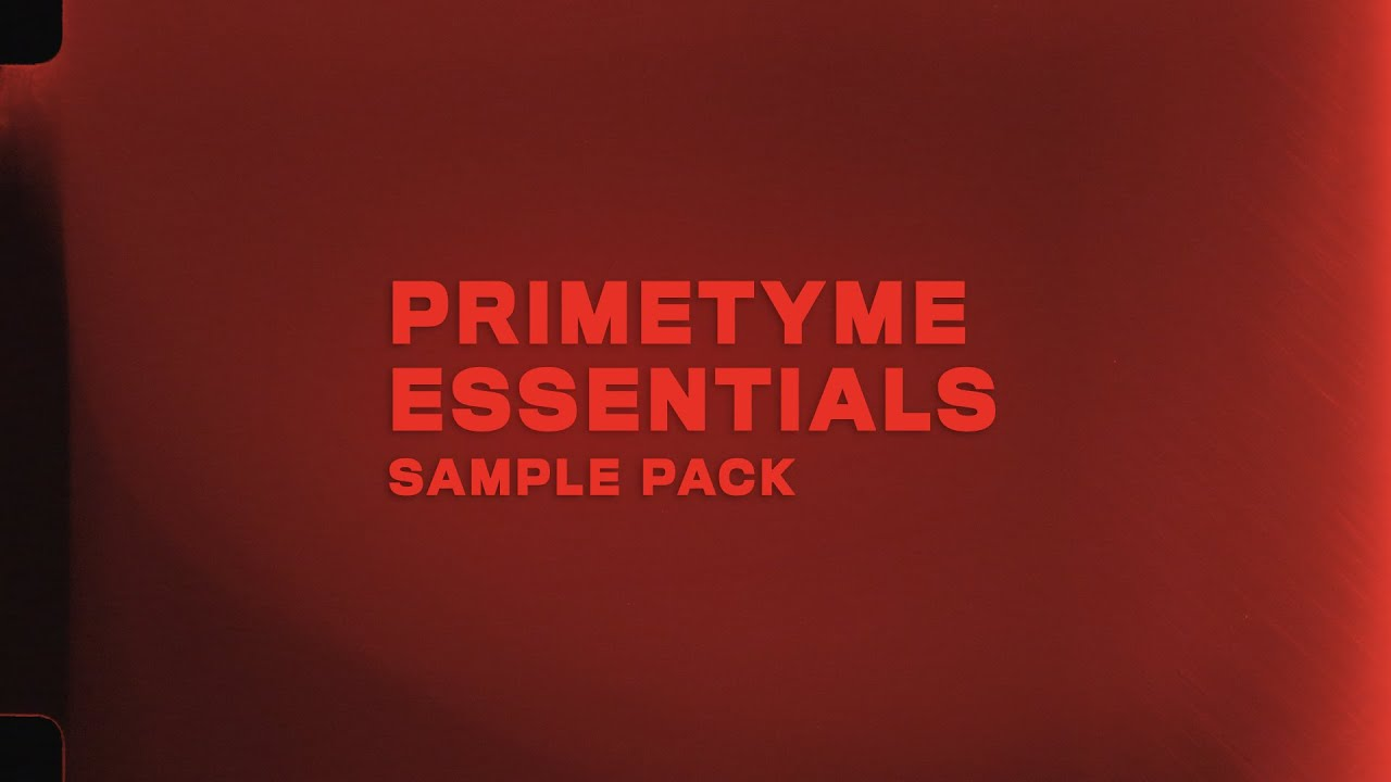 Primetyme Essentials - Sample Pack Vol.1