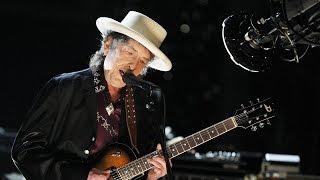 Bob Dylan finally acknowledges Nobel Prize award