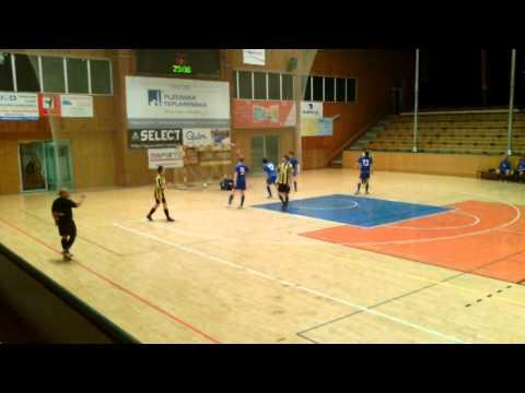 FC Jerigo Plzeň 1994 - Futsal Kickers Regensburg 8:1