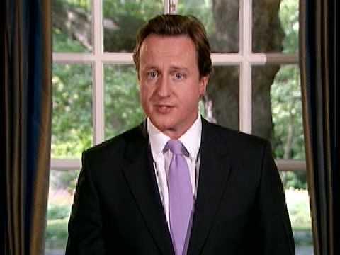 Conservative election broadcast anti MP
