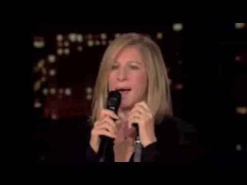 Barbra Streisand - Evergreen on Oprah - best audio of this performance