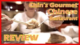 Restaurant Review: Chin's Gourmet Chinese restaurant in San Diego | How to eat steamed dumplings
