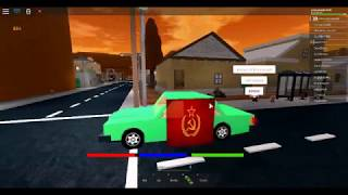 Roblox Communist Car