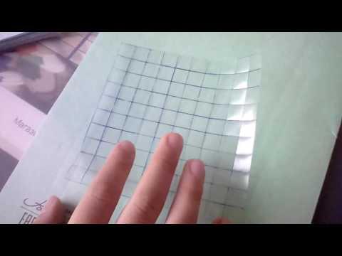 Как сделать палетку 4 класс