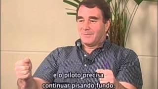 3/4 Entrevista/Interview Nelson Piquet e Nigel Mansell