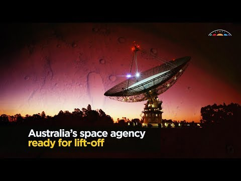 Australia establishes a national space agency