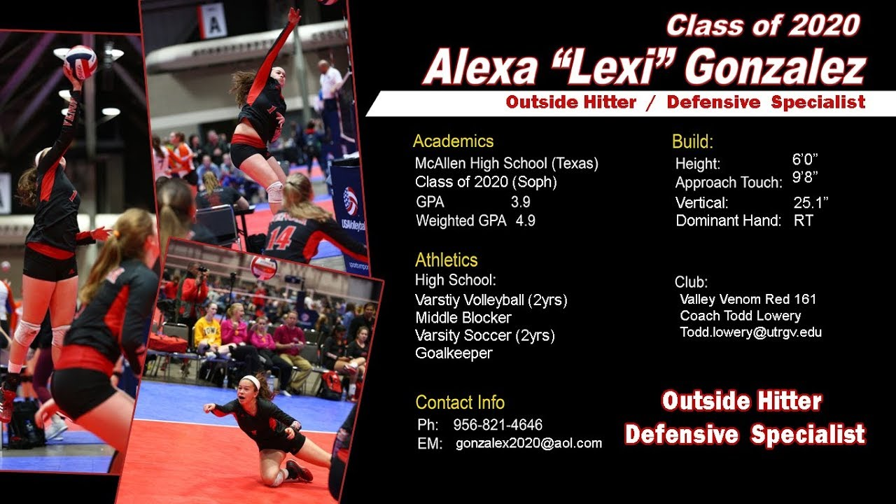 Kansas City Home Show 2020.Alexa Lexi Gonzalez Class Of 2020 Hlts From 2018 Kansas City Show Me National Qualifier