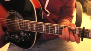 Prince Royce - Darte Un Beso *GUITARRA TUTORIAL*(basico,intermedio,advazado)