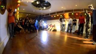 Battle hip-hop break dance france vs venezuela