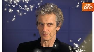 Peter Capaldi shares his first thoughts of the script - Doctor Who: Christmas Special 2016 | BBC One