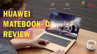 New Huawei MateBook D Review - Why it