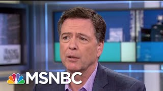 James Comey: Rudy Giuliani Boasts Prompted Investigation Into FBI Leaks | Rachel Maddow | MSNBC thumbnail