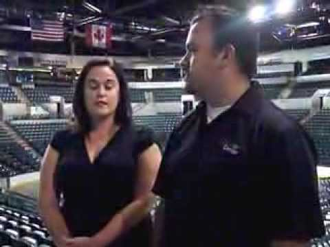What is up at the Sun National Bank Center in Trenton , NJ