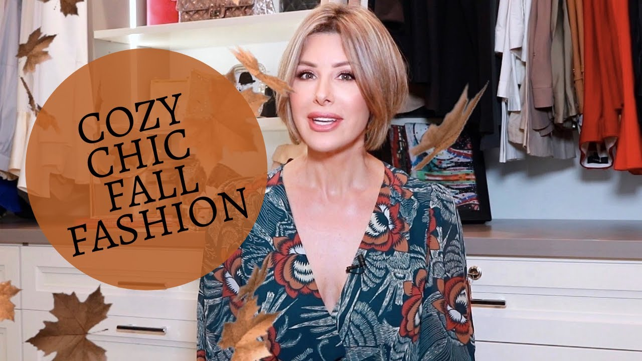 6 Cozy-Chic Autumn Winter Outfits Accessorized | Dominique Sachse