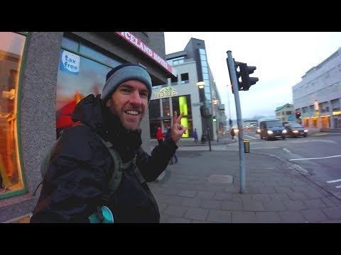 Hello REYKJAVIK, ICELAND! A Taste of the City