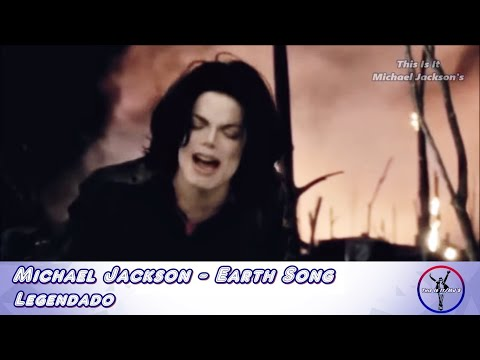 Michael Jackson - Earth Song - Legendado HD