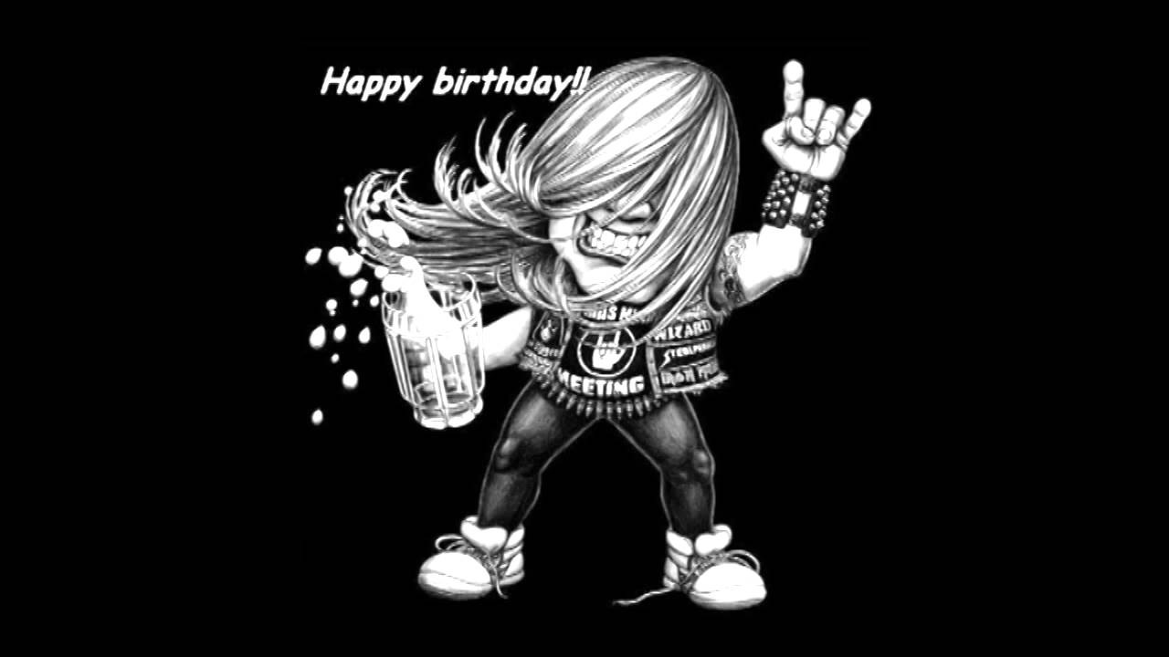 Cumpleaños feliz metal DravenMusik YouTube