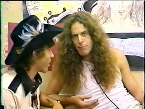 Classic 1978 Ted Nugent Intervew with Brian Wolff
