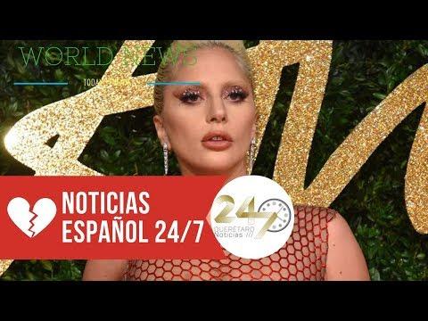 Lady Gaga desvela que sufre estrés postraumático desde que fue violada
