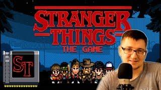 Stranger Things The Game/ Классная игра по сериалу Stranger Things