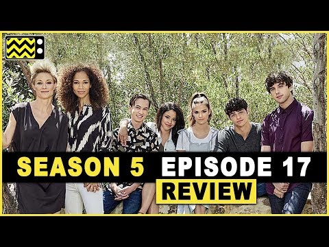 The Fosters Season 5 Episode 17 Review & Reaction | AfterBuzz TV