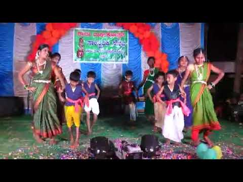 Chanda chanda Nanna Hendthi dance