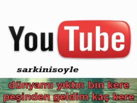 İbrahim Tatlıses - Aramam karaoke
