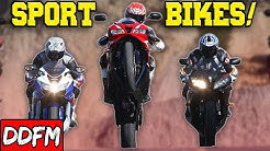 The 3 Different Types of Sportbikes