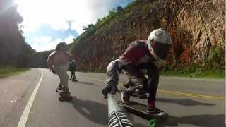 RuedaLoco PoP Trip Dic 2012 Longboarding Dominican Republic Travel Video