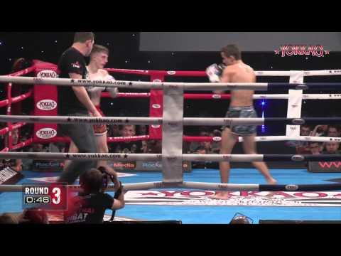 YOKKAO 10: Kai Laithwaite vs Sammy Baruca FULL-HD