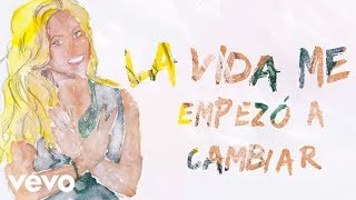 Shakira Me Enamoré Official Lyric Video