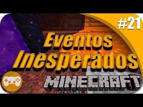 EPSILAND MINECRAFT | EVENTOS INESPERADOS O.o #21