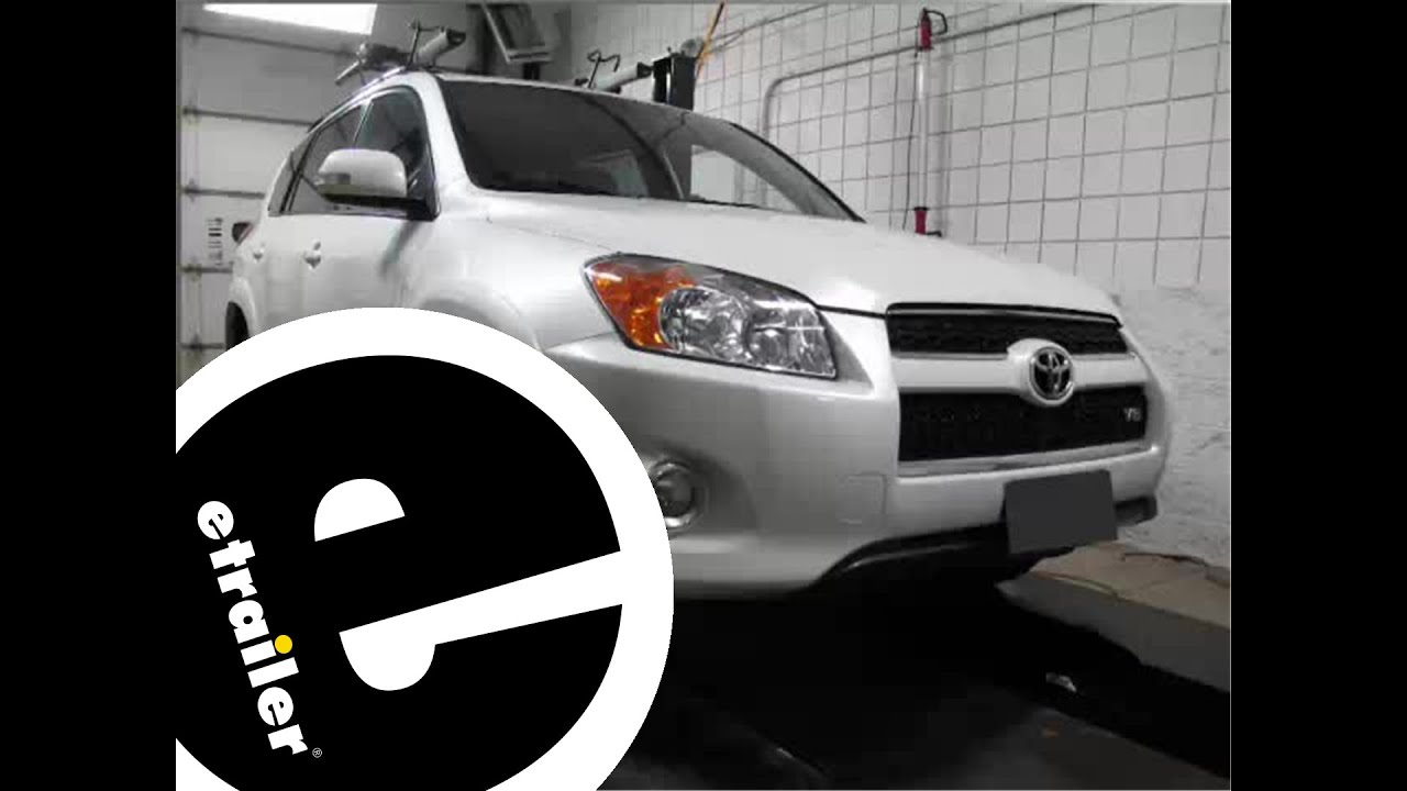 hight resolution of installation of a trailer brake controller on a 2011 toyota rav4 etrailer com