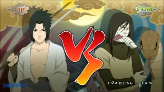 NARUTO Shippuden: Ultimate Ninja Storm Generations [PS3] Playthrough Part: 14 | Sasuke Uchina [1-2]