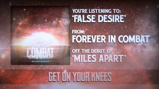 Forever In Combat - False Desire (EP Version) [Official Lyric Video]
