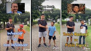 "Download Nanyain Bocah Tentang ""Tokoh Nasional Vs Public Figure"" dan Alasan Bocah Ikut Demo? | Tiktok Iben_Ma"